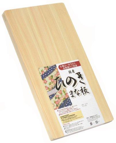 Tagliere hinoki domestica 153 647 (Japan import / Il pacchetto e il manuale sono scritte in giapponese)