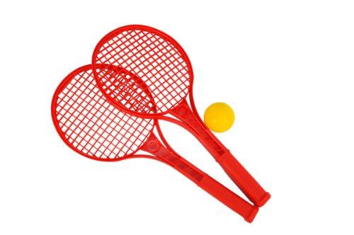 Simba 107401064 - Softball-Tennis Junior, 3-sortiert