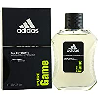 Adidas Pure Game Eau de Toilette para Hombre -  100 ml.