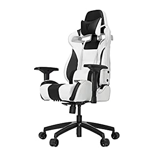 Silla Gaming vertagear Racing Series, SL4000 blanco/negro