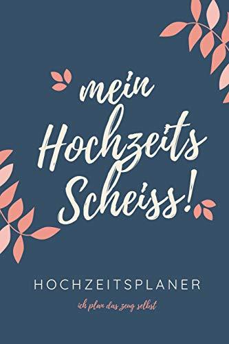 SS HOCHZEITSPLANER ICH PLAN DAS ZEUG SELBST: A5 Notizbuch Punkteraster als Geschenk zur Verlobung und Hochzeit   Hochzeitsplaner   ...   Hochzeitsbuch   Verlobungsgeschenk ()
