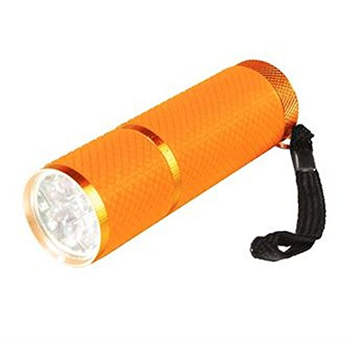 home-living-9-led-lumi-glow-flashlight-torch-one-size-neon-orange