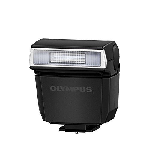 Olympus FL-LM3 Flash per Fotocamera Olympus E-M5, Nero