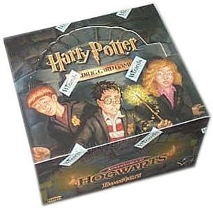 Click for larger image of HARRY POTTER ADVENTURES AT HOGWARTS BOOSTER BOX