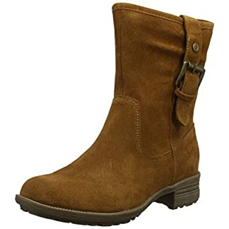 Hush Puppies Women's Collie Calf Boot Slouch 17
