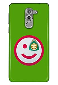 Huewai Honar 6x Mobile Back Cover For Huewai Honar 6x; It Is Matte glossy Thin Hard Cover Of Good Quality (3D Printed Designer Mobile Cover) By Clarks