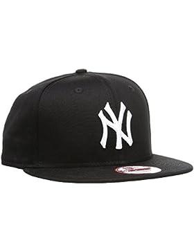 New Era Mlb 9 Fifty - Gorra unisex, color negro/ blanco, talla M / L, 11180834