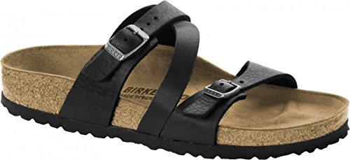 te Sandale Salina camberra old black NL Gr. 35 - 43 1009612, Größe + Weite:35 schmal (Birkenstock Sandalen Frauen Größe 35)