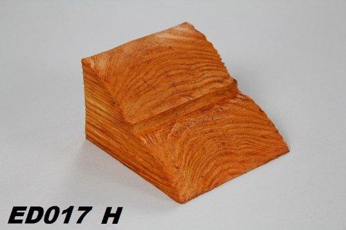 1 Konsole Holzimitat Innen 60x90mm, ED017 H Serie Modern