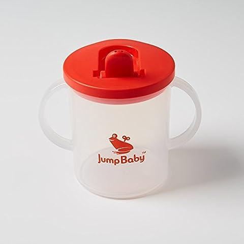 Jump Baby® The Big Sipper - 270ml flip spout beaker.