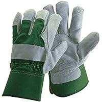 Briers Men's Reinforced Rigger Gloves, Large