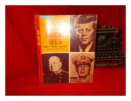 A Pictorial Tribute to Three Great Men Kennedy Churchill MacArthur (Hundreds of Vivid Photos)