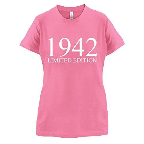 1942 Limierte Auflage / Limited Edition - 75. Geburtstag - Damen T-Shirt - 14 Farben Azalee