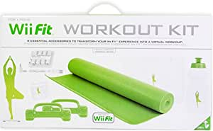 Wii Fit Workout Kit (Wii)