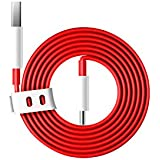 OnePlus Warp Charge Type-C Cable (100cm, Red)