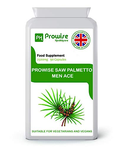 Prowise Saw Palmetto 2500mg 90 capsule - UK Prodotto