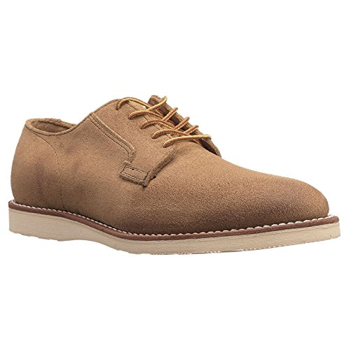 Red Wing Mens Postman Oxford 3120 Suede Shoes