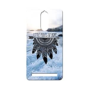 G-STAR Designer Printed Back case cover for Lenovo K5 Note - G2354