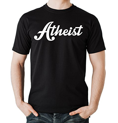 Atheist T-Shirt Nero Certified Freak-XXL