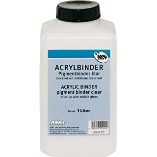 NEU Acrylbinder 1000 ml PREISHIT