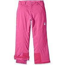 Spyder Girls Vixen pantalones, niña, color Raspberry, tamaño Size 08