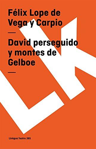 David Perseguido Y Montes de Gelboe Cover Image