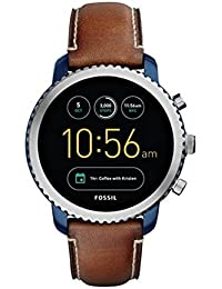 Fossil Herren-Smartwatch - 3. Generation - FTW4004