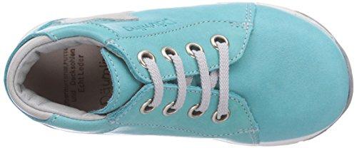 Däumling  Eddie, Chaussures premiers pas pour bébé (fille) Turquoise - Türkis (Tucson caribe51)