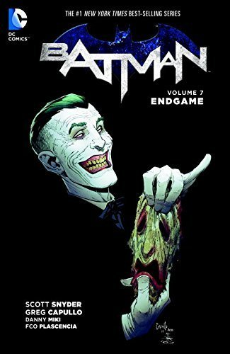 Batman HC Vol 7 Endgame (The New 52) by Scott Snyder (2015-10-01)