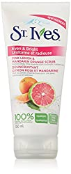 St. Ives Even & Bright Pink Lemon & Mandaran Orange Scrub, 150 ML