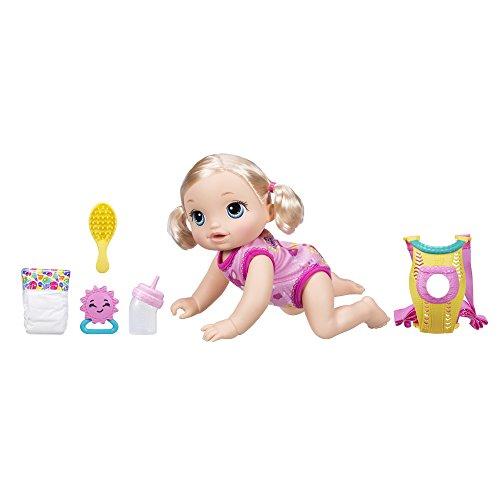Baby Alive Babypuppe Go Bye Bye (Blond) (Puppe Baby Alive Hasbro)