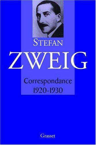 Correspondance 1920 1931 [Pdf/ePub] eBook