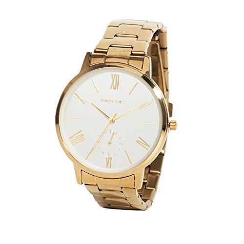 Parfois - Reloj Golden - Mujeres - Tallas Única - Dorad
