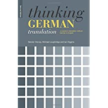 Thinking German Translation (Thinking Translation)