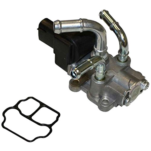 Uzinb Idle Air Motor Control Valve 22270-20040 for Toyota Lexus Durable Car Vehicle Replacement Accessory -