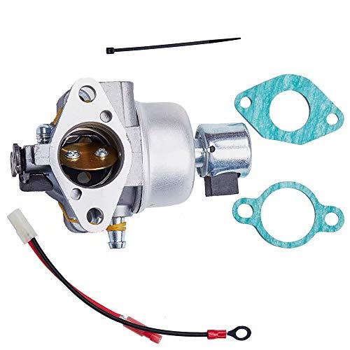 VacFit Vergaser für Kohler Motoren 12 853 118-S 12 853 104-S Rasentraktor Rasenmäher Motor Vergaser mit Dichtungssatz