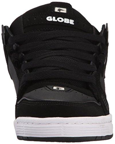 GLOBE Skateboard Shoes SABRE BLACK/CARBON/WHITE BLACK/CARBON/WHITE