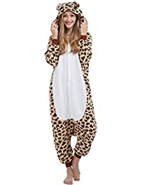 Pijama Unicornio Kigurumi Onesie Adultos Mujer Cosplay Animal Disfraces