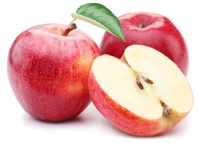 verschiedene Äpfel, verschiedene Sorten (1 kg) - Bio