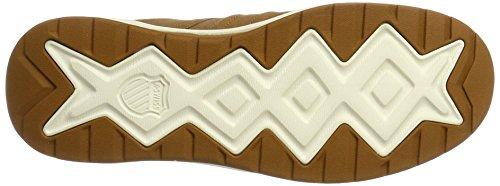 K-Swiss Berlo Ii S, Sneakers Basses Homme Marron (CATHY SPICE/WHISPER WHITE)