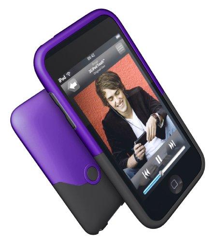 iFrogz Touch 2G 3G Luxe-Traube-Schwarz - 3g Luxe Case