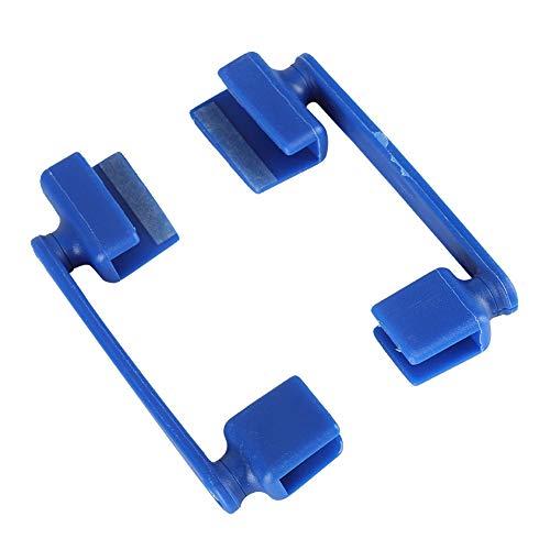 Nosii 2 Stücke Universal Einstellbare LCD-Bildschirm Telefon Clamp Repair Ständer Halter Clip Tool Für iPhone/iPad - Halter Bildschirm Clips