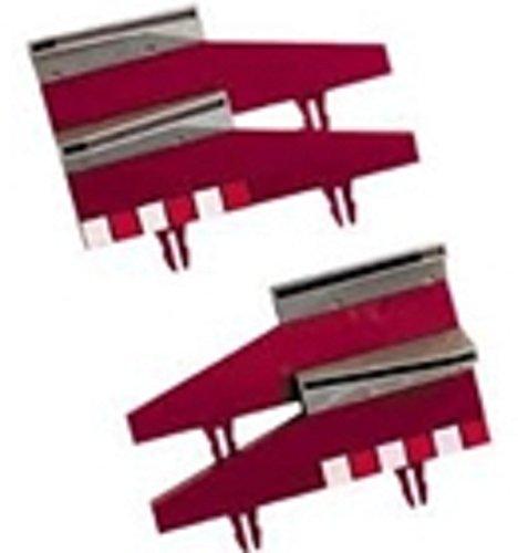 Scalextric - Borde cierre vallas 2+2 unidades 20050