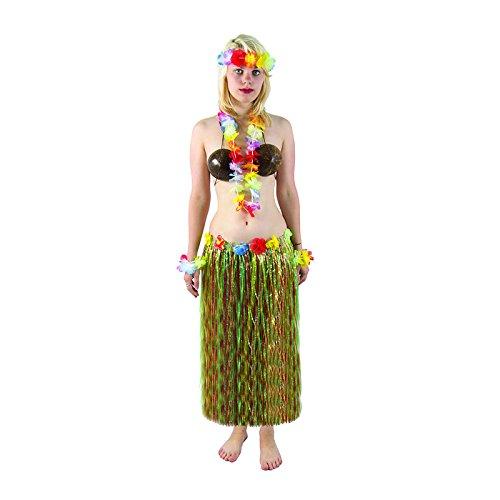 P-tit-payaso-57331-Falda-hawaiana-80-cm-cinturn-de-flores-Multicolor
