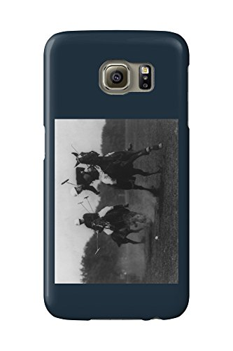 war-department-polo-association-match-photograph-galaxy-s6-cell-phone-case-slim-barely-there