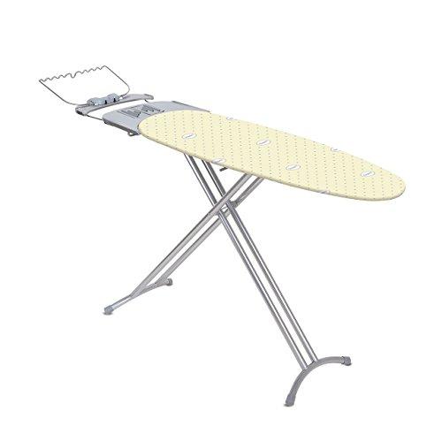 Rayen 6141.50 Table à Repasser, Métal Agrandi, Multicolor, 40x120x10 cm