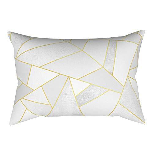 Chytaii.Fundas De Cojines Sofas Cojines Sofas Rectangulares 30X50 Throw Pillow Case Fundas De Almohada...