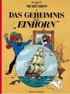 Tim und Struppi de luxe I. Das Geheimnis der Einhorn / Der Schatz Rackhams des Roten