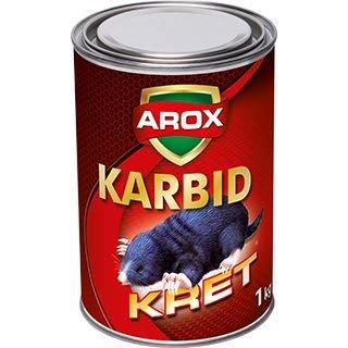 Karbid AROX 1kg karbid für karbidlampen. Deters den maulwurf