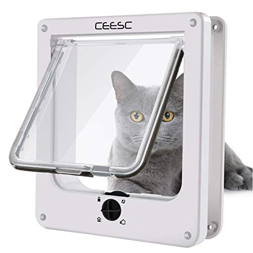 CEESC Puertas para Gatos